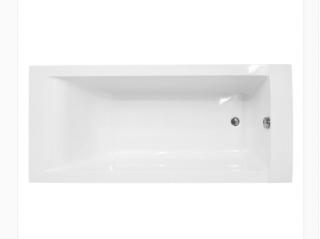 Ванна мраморная AquaStone Квадро 180х80