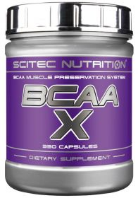 BCAA-X от Scitec Nutrition 330 кап