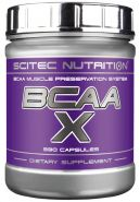 BCAA-X от Scitec Nutrition 330 кап