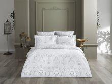 Постельное белье Сатин AFINA 1.5-спальный Арт.3364