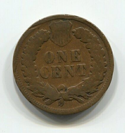 1 цент 1895 года США VF