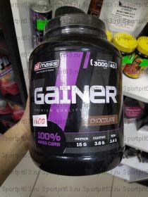 Allmass GAINER 3000 гр./40 порций