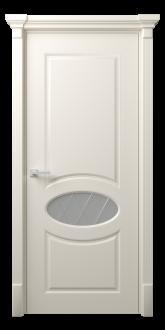 Межкомнатная дверь Фелиция 3 Стекло Рим