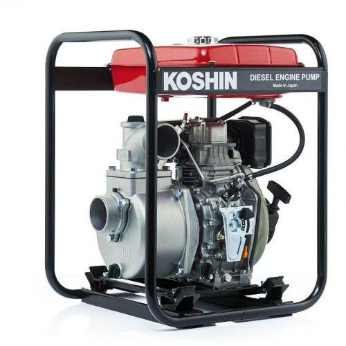 Дизельная мотопомпа Koshin SEY-80D