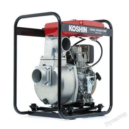 Дизельная мотопомпа Koshin SEY-100D
