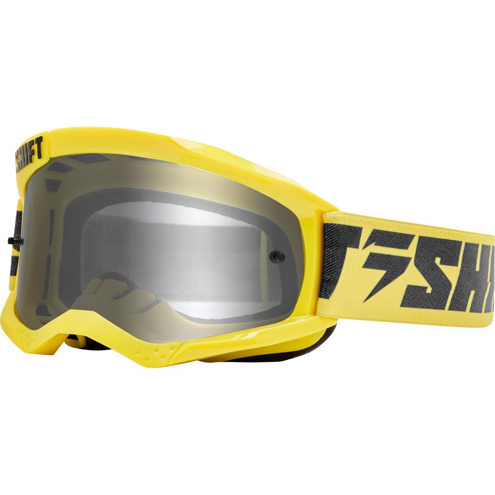 Shift - Whit3 Label Yellow/Navy очки, желто-синие