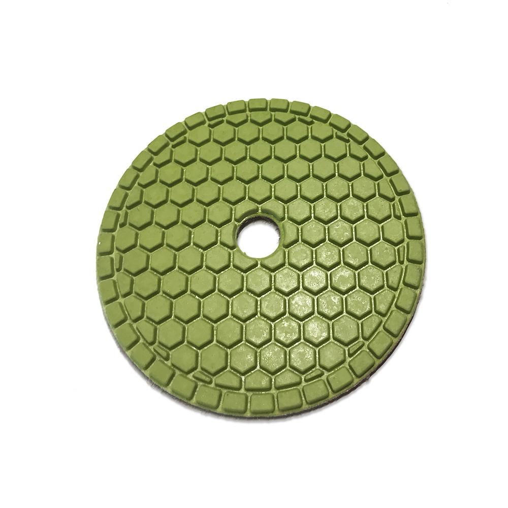 АГШК № 5 для полировки мягкого мрамора # 100 с водяным охлаждением