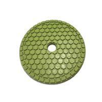 АГШК № 6 для полировки твердого мрамора # 100 с водяным охлаждением