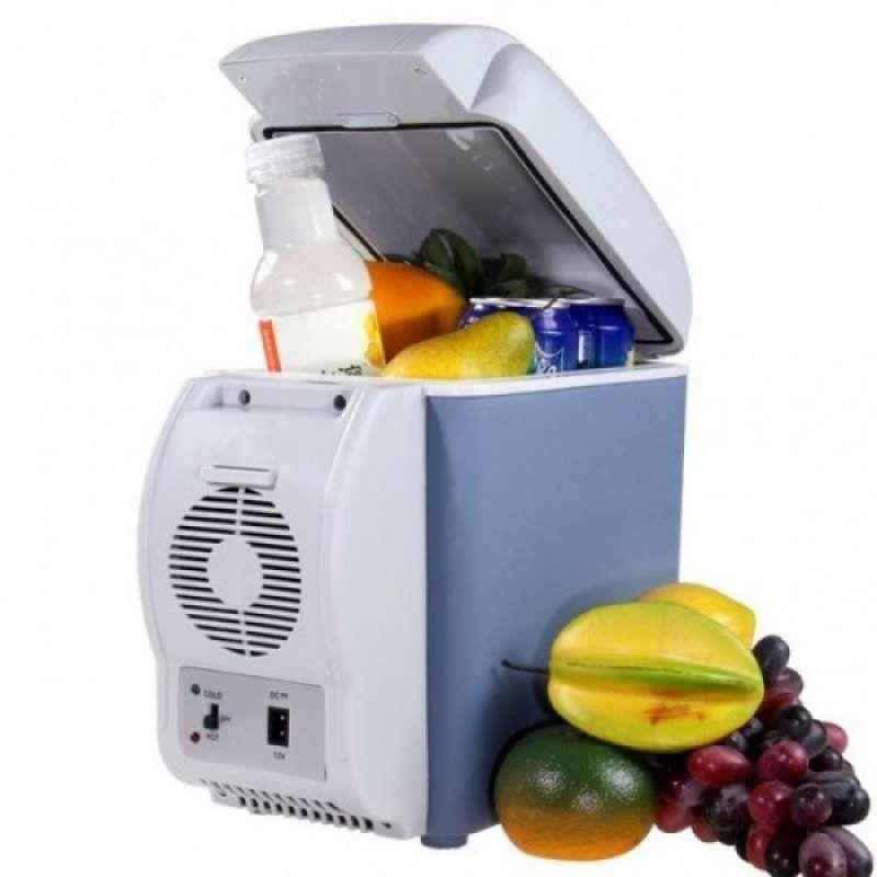 Автомобильный холодильник-нагреватель Portable Electronic Cooling and Warming Refrigerator.