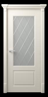 Межкомнатная дверь Эвиза Стекло Ромб