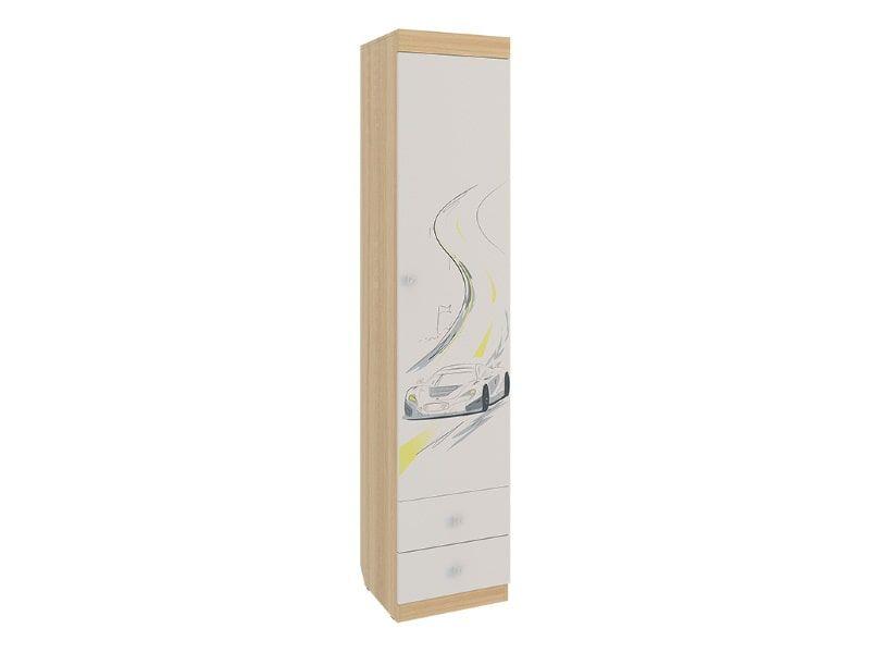 Шкаф «Форсаж» комбинированный