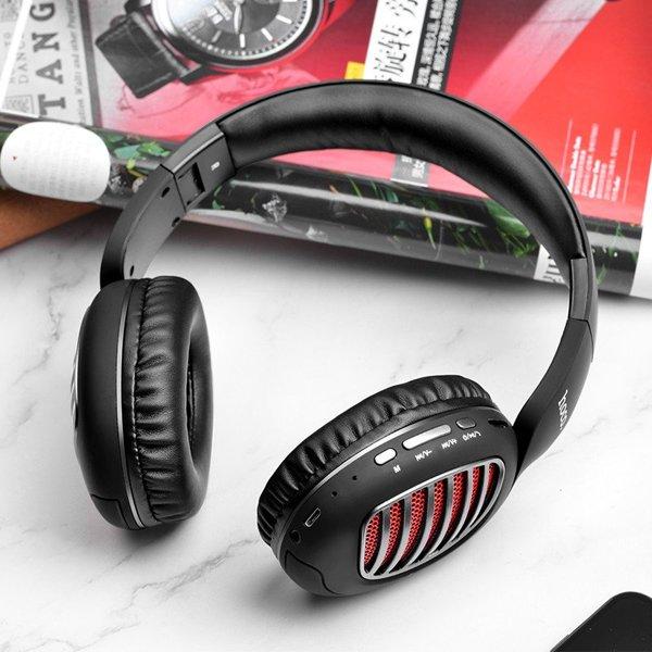 Беспроводные Bluetooth наушники Hoco W23