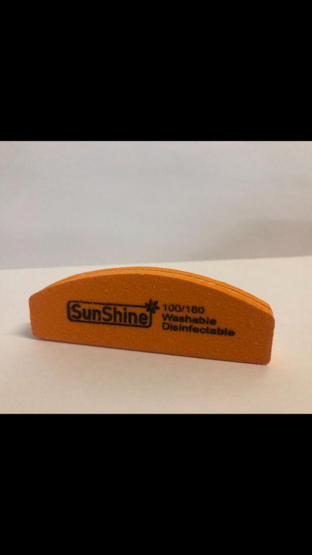 Баф  SunShine 100/180 мини (лодочка)