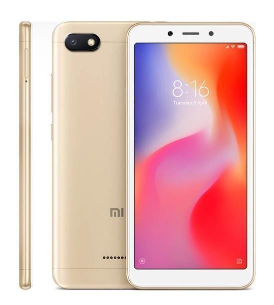 Xiaomi Redmi 6A 2Gb/32Gb Gold