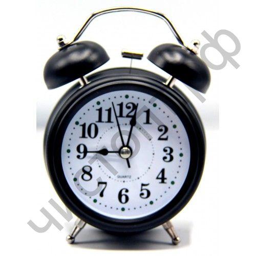 Часы -будильник настол. кварц.  668-2 подсветка