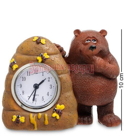 """RV-588 Часы """"Медведь и пчелы"""" (W.Stratford)"""