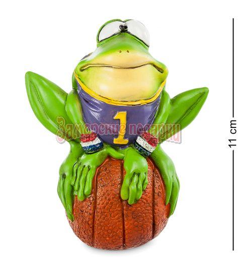 """RV-103 Фигурка-лягушка """"Баскетболист Бонд"""" (W.Stratford)"""
