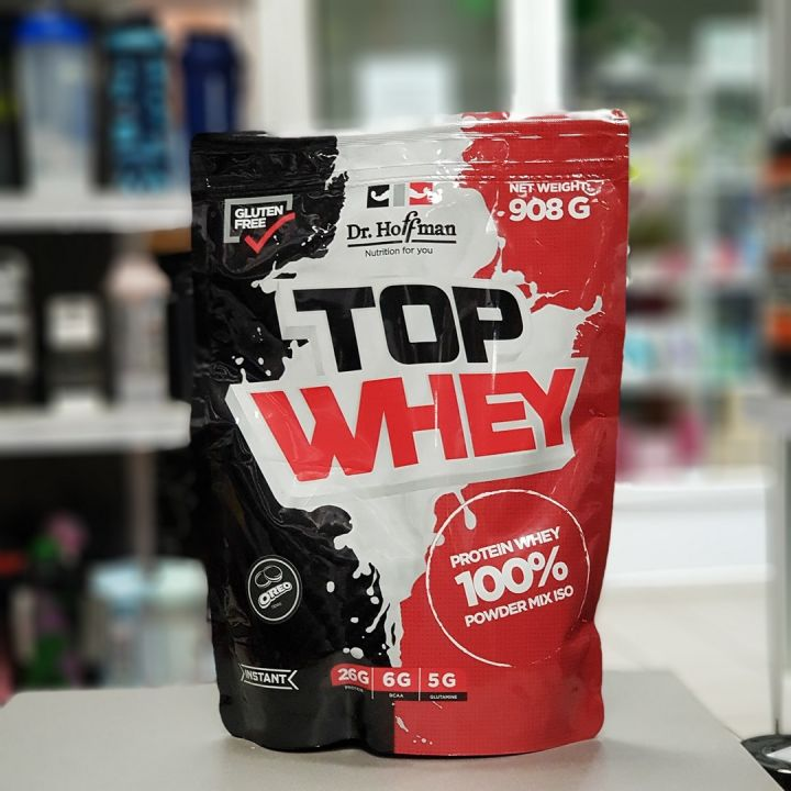 Dr. Hoffman - Top Whey (908 г)