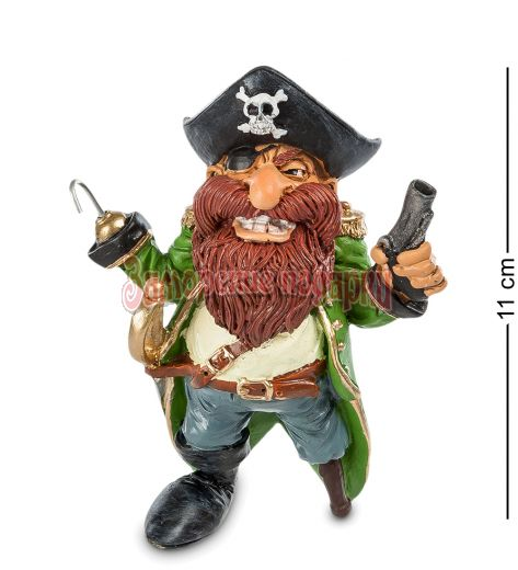 "RV-151 Фигурка Пират ""Джеймс Крюк"" (W.Stratford)"