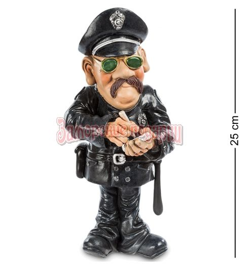 "RV- 69 Статуэтка ""Полицейский"" (W.Stratford)"