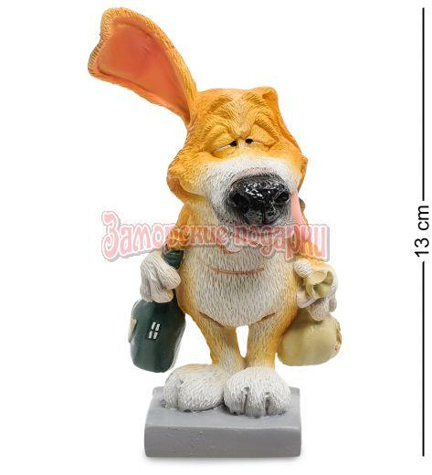 """RV-901 Статуэтка Собака Бигль """"Желаю удовольствий"""" (W.Stratford)"""