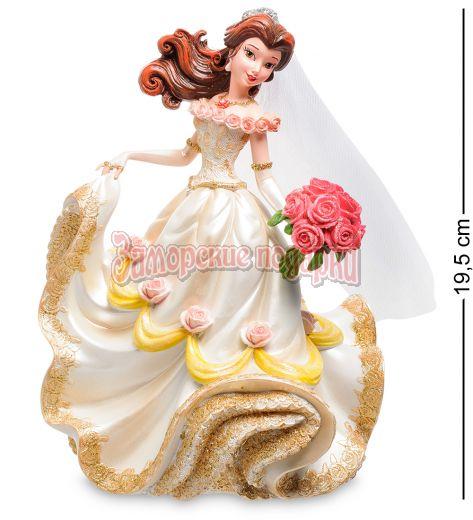 """Disney-4045444 Фигурка """"Принцесса Белль в свадебном платье"""""""