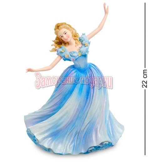 Disney-4050709 Фигурка Танцующая Синдерелла (в роли Лили Джеймс)