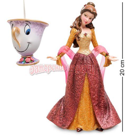 """Disney-4053349 Фигурка """"Принцесса Белль (Рождественская история)"""""""