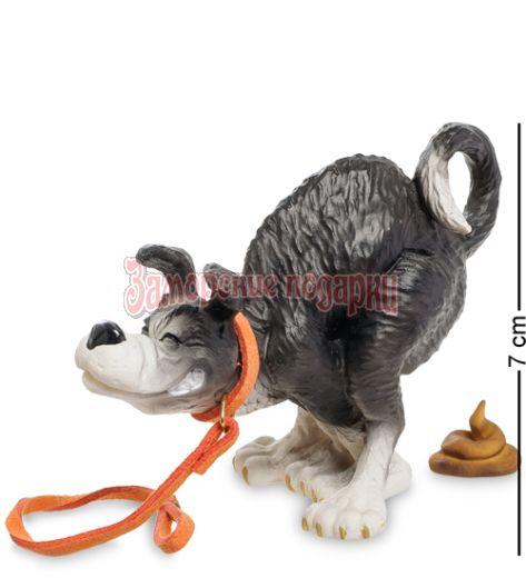 "pr-RUF05 Статуэтка ""Собака"" (AT LAST! Rufus. Parastone)"