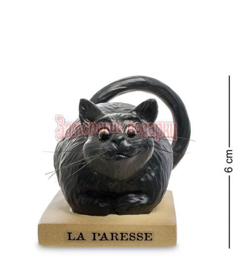 "pr-CD23 Статуэтка Кот ""Леность"" (Le Chat Domestique. Parastone)"