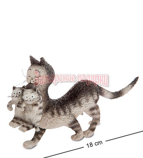 "DUB 26 Статуэтка ""Кошка с котятами"" (Mum and her babies.Parastone)"