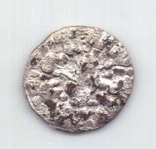 1 пфенниг 1459-1468 года Дорпат - Тарту - Юрьев