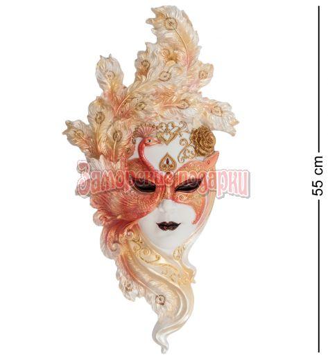"WS-310 Венецианская маска ""Павлин"" бол."