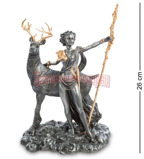"WS- 10 Статуэтка ""Артемида - Богиня охоты"""