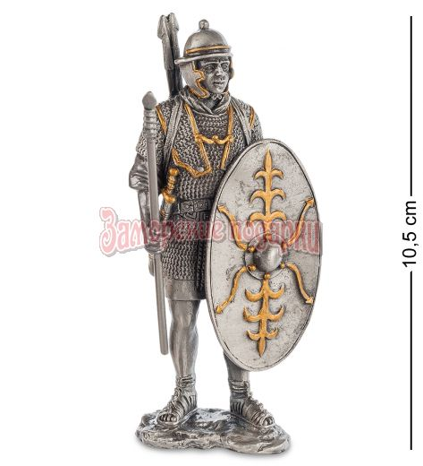 """WS-827 Статуэтка """"Средневековый воин"""""""
