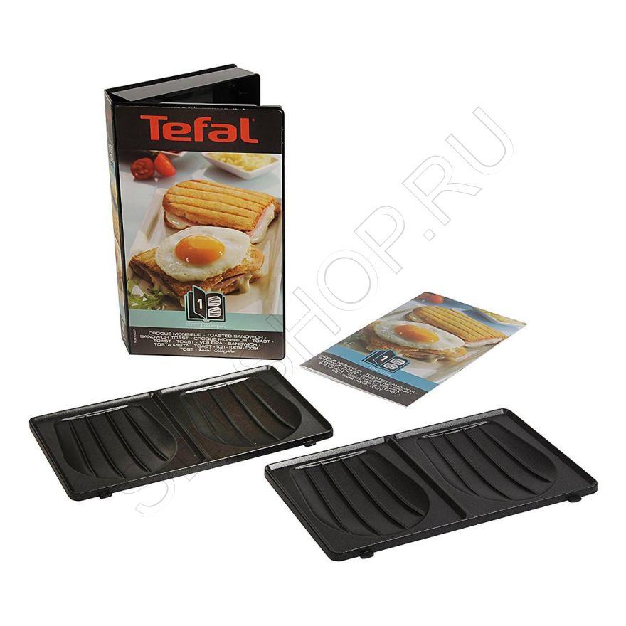 Жарочная панель вафельницы (сэндвичницы) TEFAL SNACK COLLECTION. Артикул XA800112