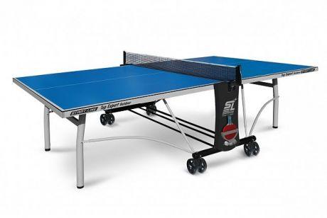 """Всепогодный стол для настольного тенниса """"Top Expert Outdoor"""" (274 х 152,5 х 76 см) с сеткой"""