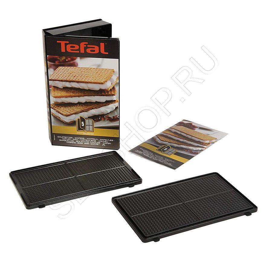 Жарочная панель вафельницы (сэндвичницы) TEFAL SNACK COLLECTION. Артикул XA800512