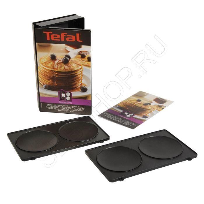Жарочная панель вафельницы (сэндвичницы) TEFAL SNACK COLLECTION. Артикул XA801012