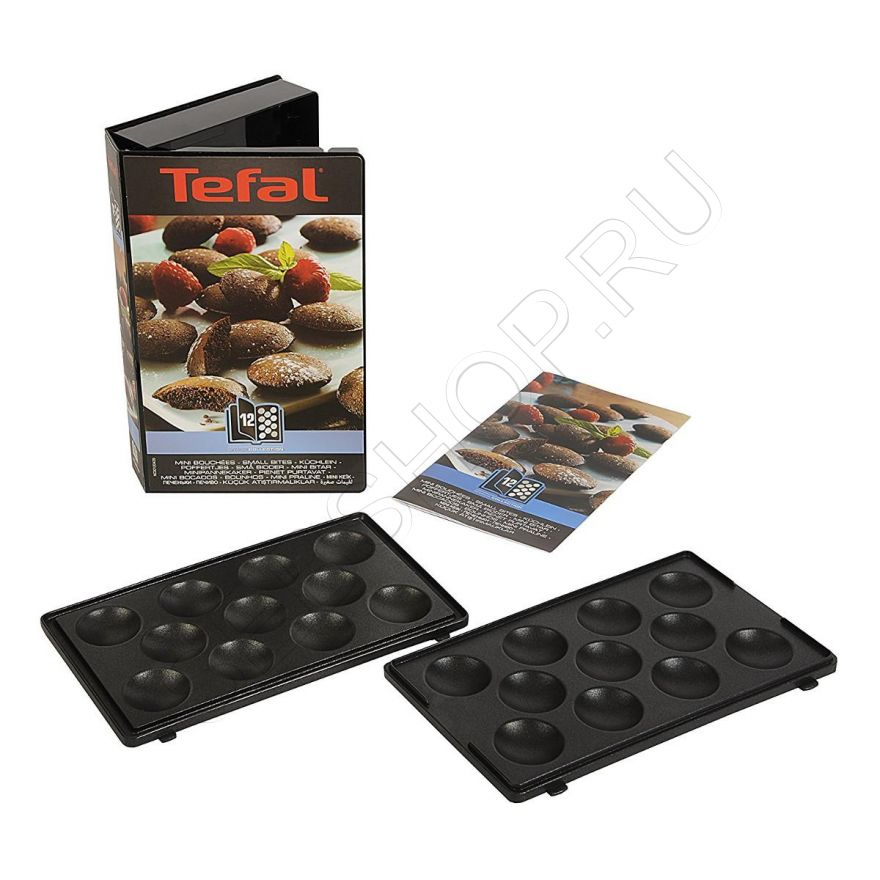 Жарочная панель вафельницы (сэндвичницы) TEFAL SNACK COLLECTION. Артикул XA801212