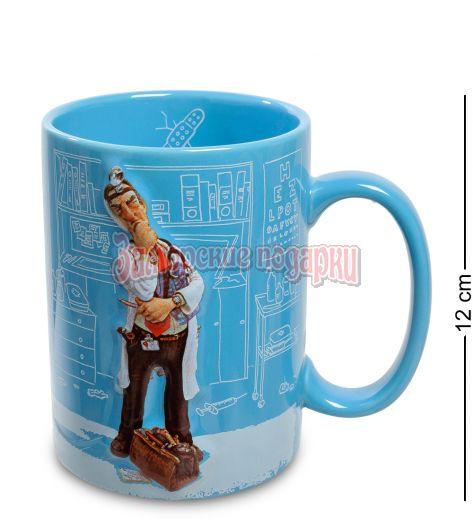 "FO-83003 Кружка ""Доктор"" (Mug The Doctor. Forchino)"