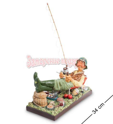 "FO-85503 Статуэтка ""Рыбак"" (The Fisherman. Forchino)"