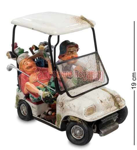 """FO-85076 Гольф-кар """"The Buggy Buddies. Forchino"""""""