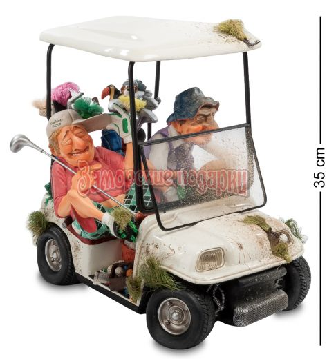 """FO-85075 Гольф-кар """"The Buggy Buddies. Forchino"""""""