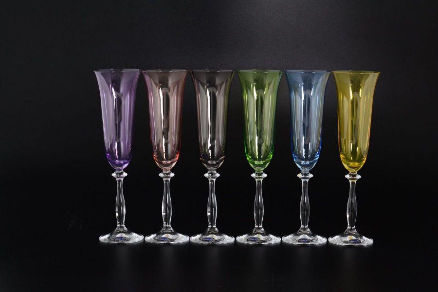 Набор фужеров для шампанского 190 мл, 6 шт.