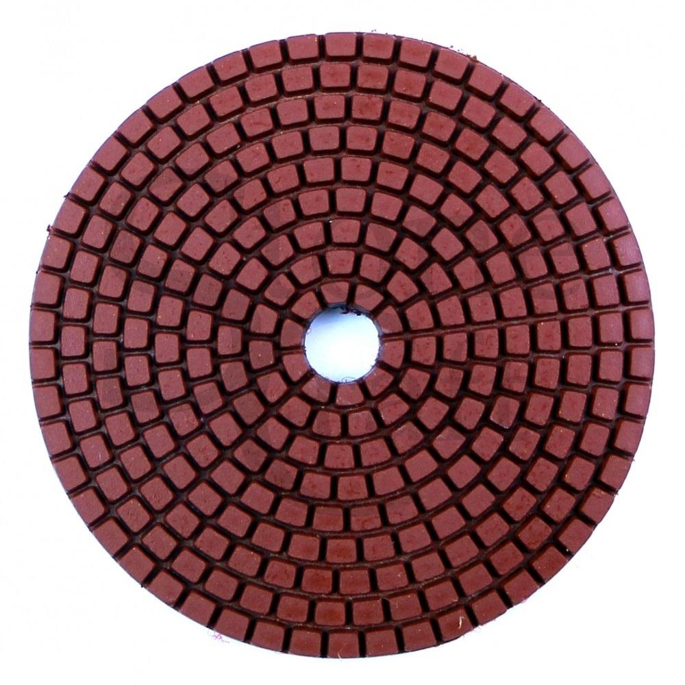 АГШК № 7 для полировки мрамора и гранита # 100 с водяным охлаждением