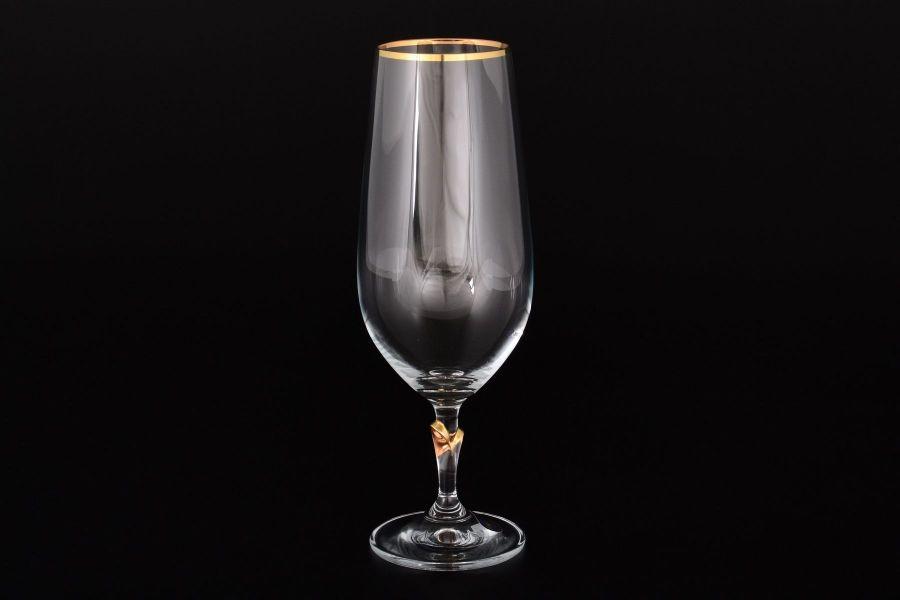 """Набор фужеров для шампанского 380 мл """"Lilly"""", 6 шт."""