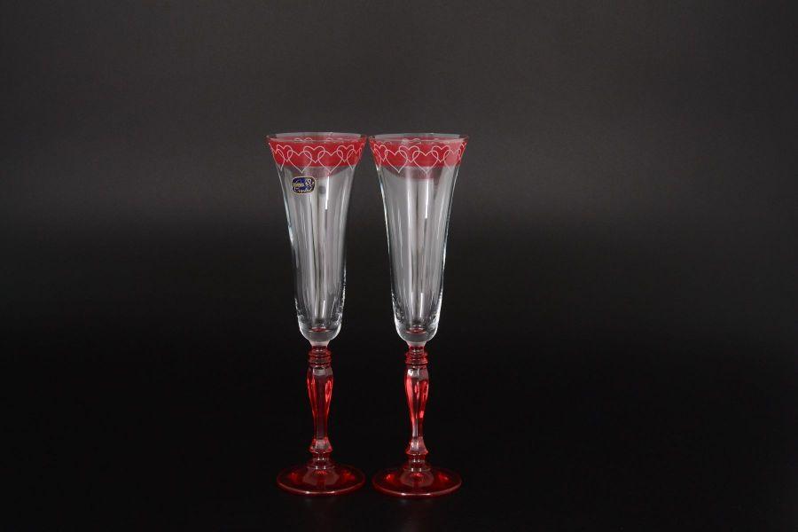 Набор фужеров для шампанского 180 мл, 2 шт.