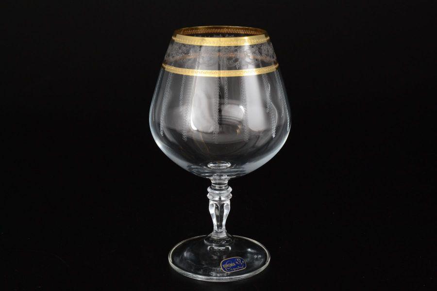"""Набор бокалов для бренди 380 мл """"Виктория"""", 6 шт."""