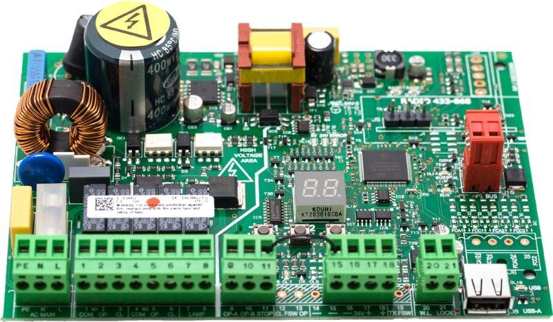 Электронная плата управления E045 (230 В)